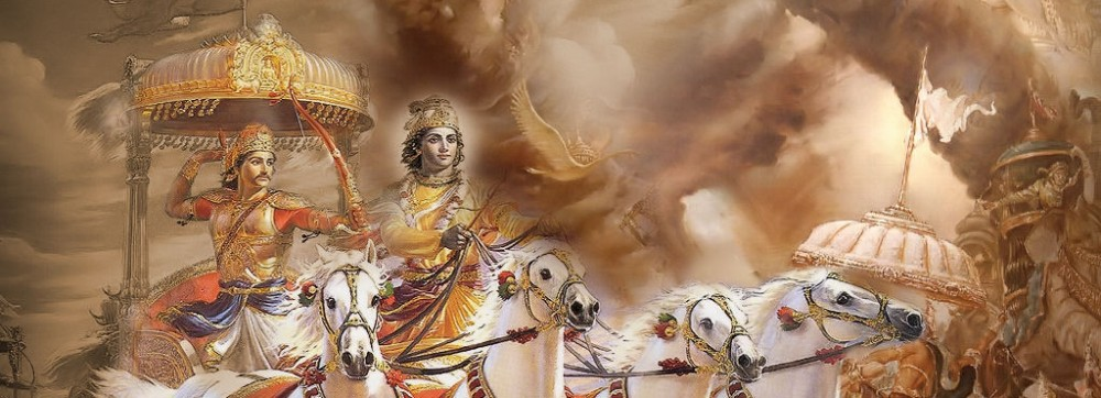 an analysis of arjuna in hindu religious This is an anime review of earth maiden arjuna or earth theology but in the case of arjuna not christian but hindu religion analysis - the twelve.